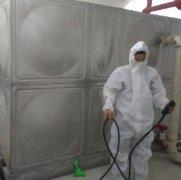 重庆水箱清洗、水池清洗、水箱消毒、水质检测